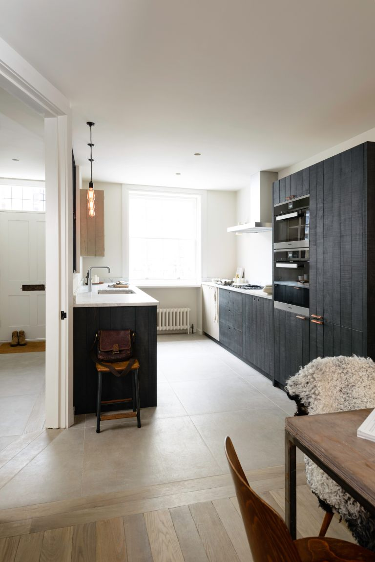 Galley Kitchen Ideas 23 Stylish Looks To Make The Most Of Your Space Real Homes