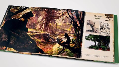 The Art Of The Jungle Book Creative Bloq