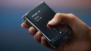 New Motorola Razr
