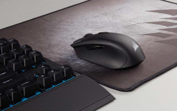 Best gaming mouse: Corsair Harpoon RGB Wireless