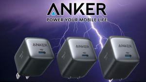 Fast charger fans get a powerful new option with Anker's USB-C Nano II