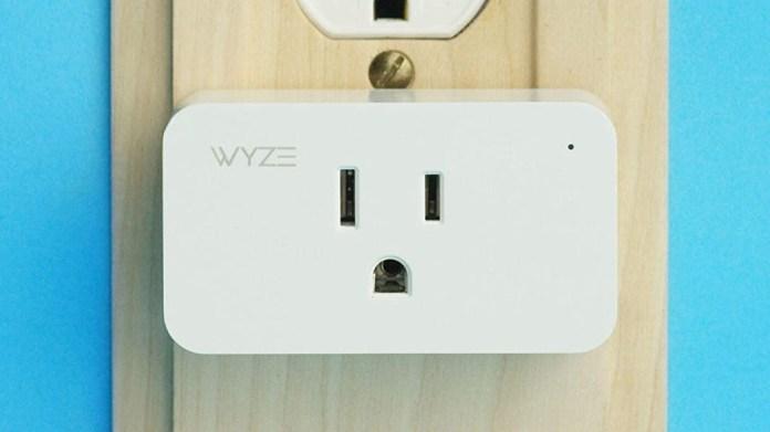 best smart plugs: Wyze Plug