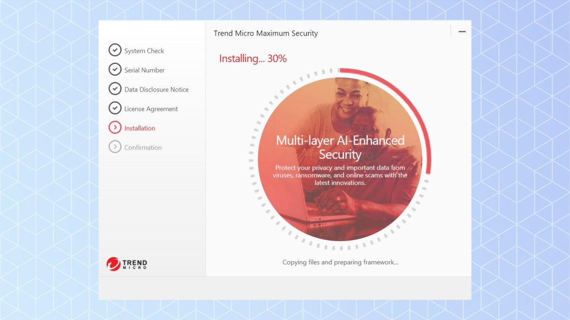 Trend Micro 2021 antivirus review