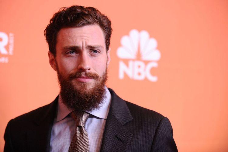 Aaron Taylor-Johnson teases new Christopher Nolan movie ...
