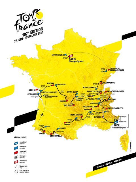 Route Tour De France 2016 : route, france, France, Route, Revealed, Cyclingnews