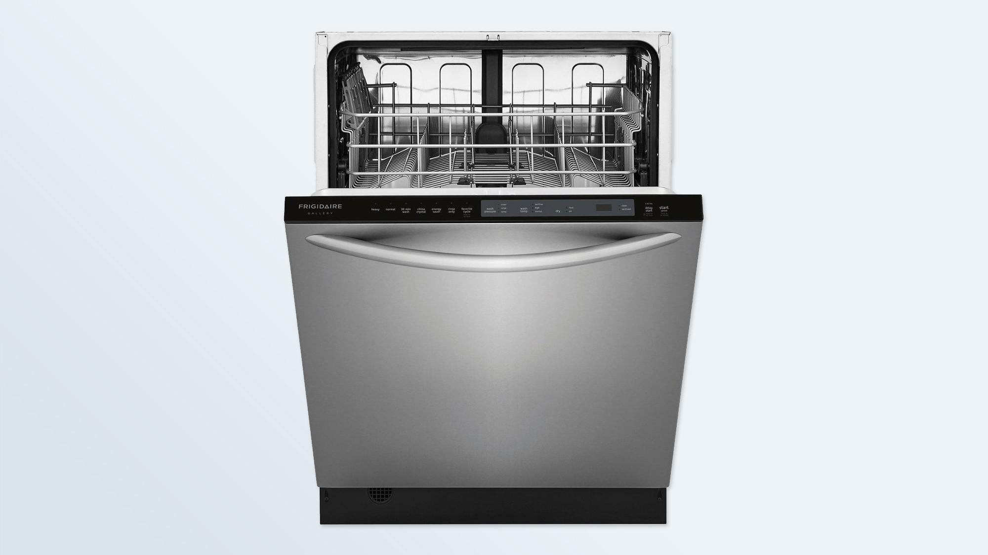 Best dishwashers: Frigidaire Gallery FGID2476SF