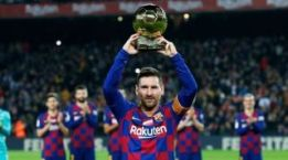 Lionel Messi News and Features | FourFourTwo