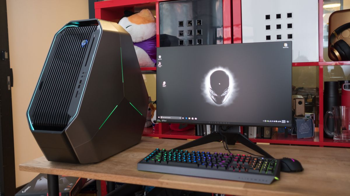 Alienware Area 51 Threadripper Edition  TechRadar