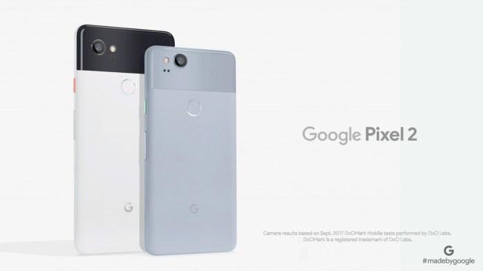 Google Pixel 2 Vs Google Pixel 2 Xl Which New Phone Should You Buy Techradar