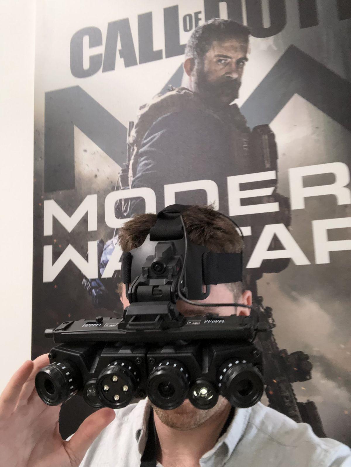 the modern warfare dark