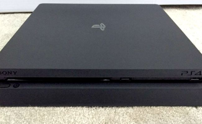 Holy Crap A Ps4 Slim Has Apparently Leaked Here S