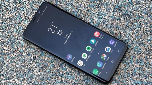 Samsung Galaxy S9 Plus best gadgets 2019