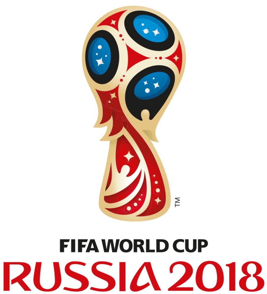 Russia 2018 world cup logo