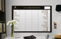 The best wall planners for home offices | Real Homes