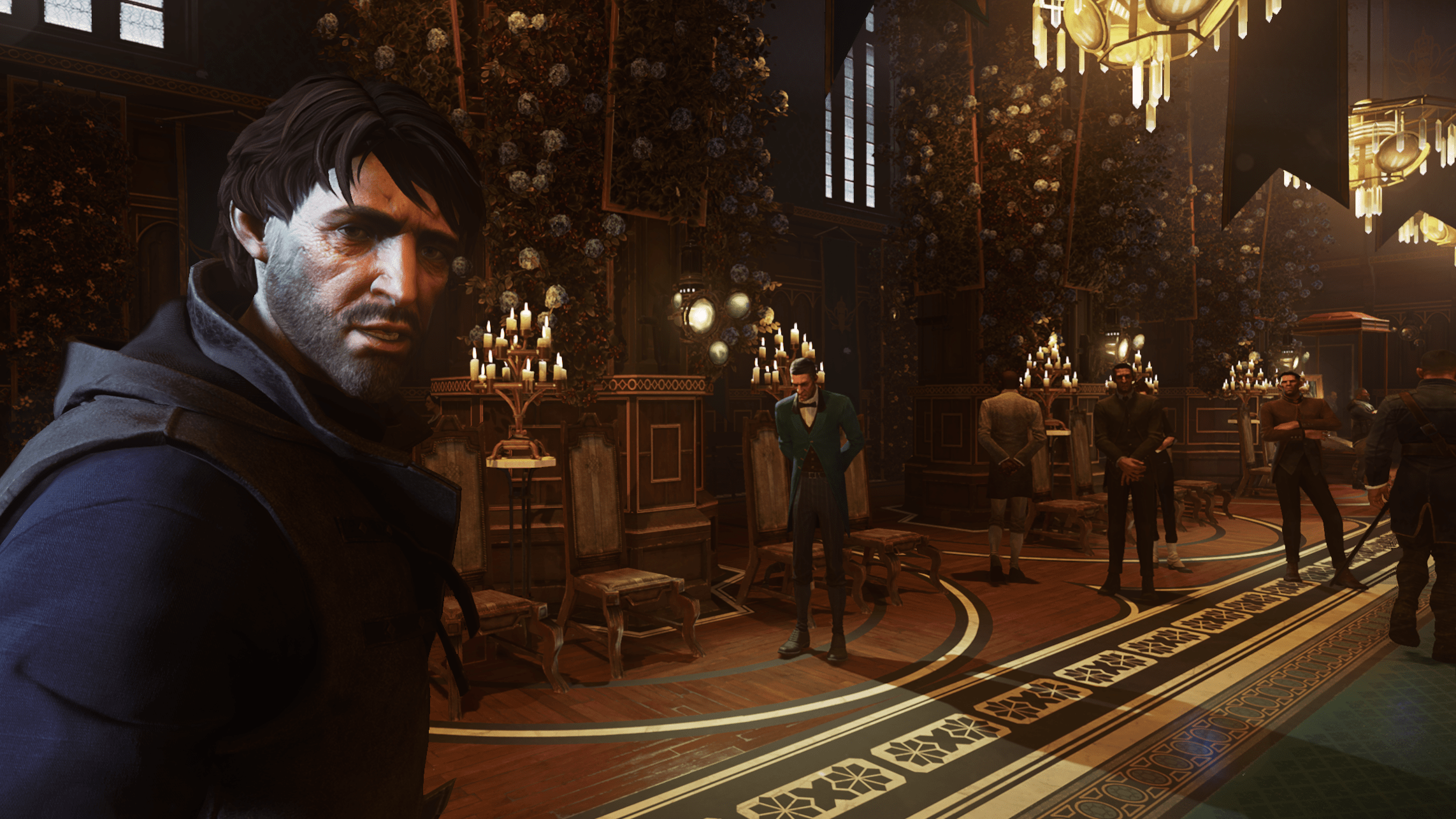 Dishonored 2 review   PC Gamer