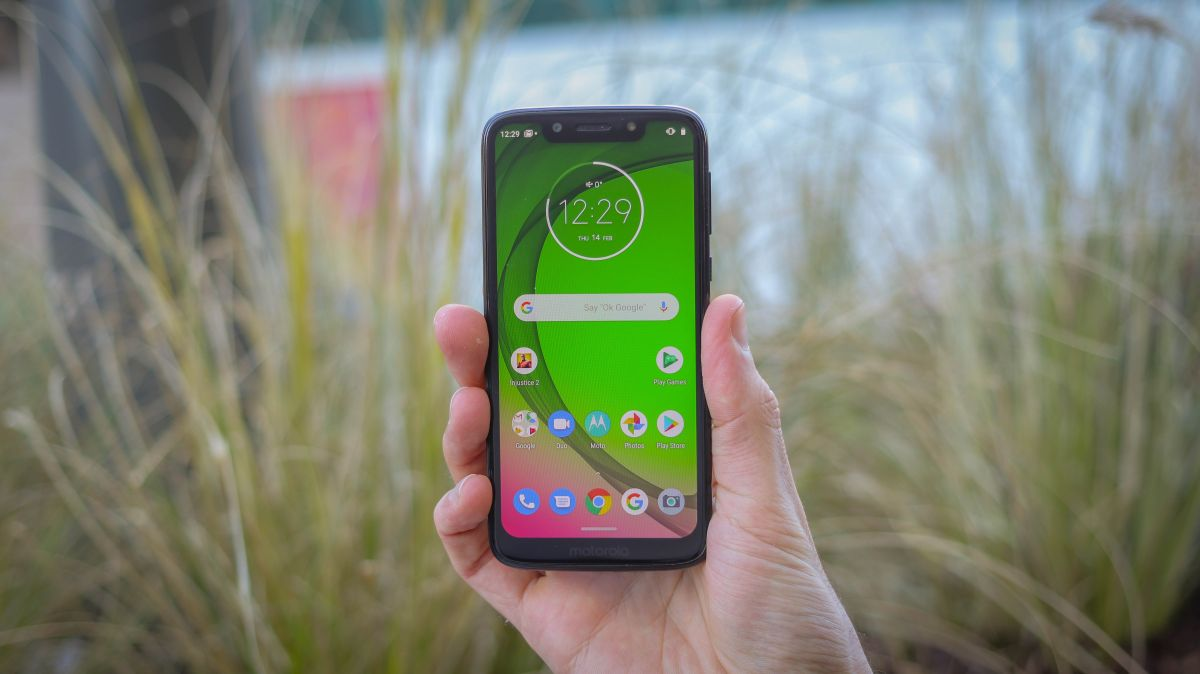 Moto G7 Play Review Techradar