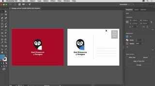 Illustrator tutorials: Change colour and strokes