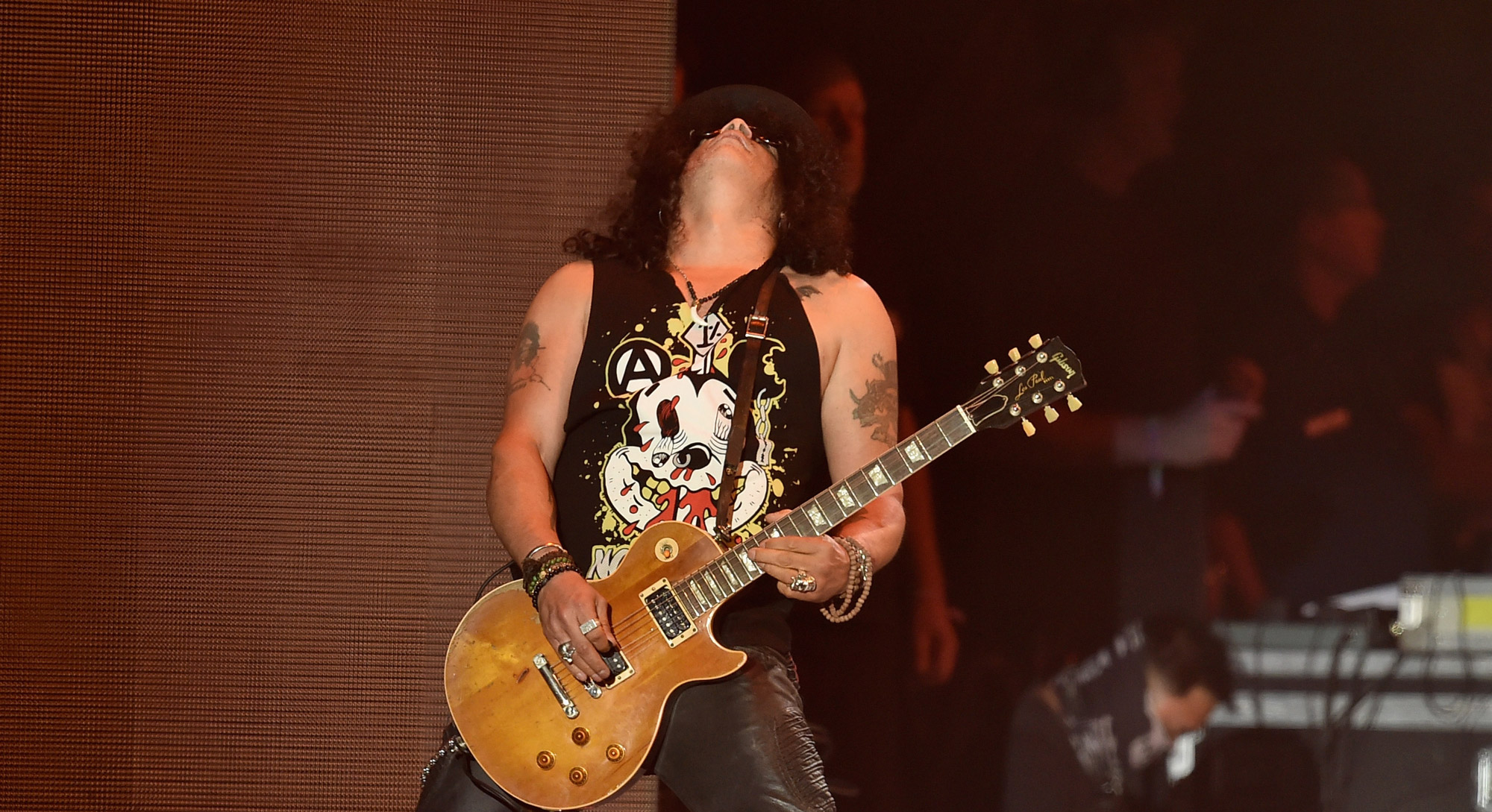 hight resolution of the secrets behind slash s guitar sound on gnr s welcome to the jungle guitarworld