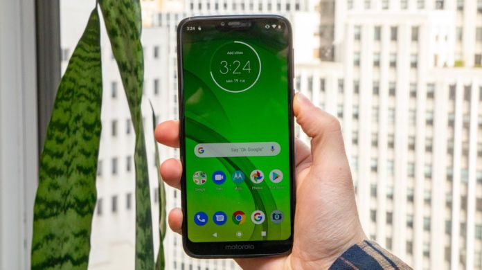 Moto G7 Power Review Amazing Battery Life For 250 Tom S Guide