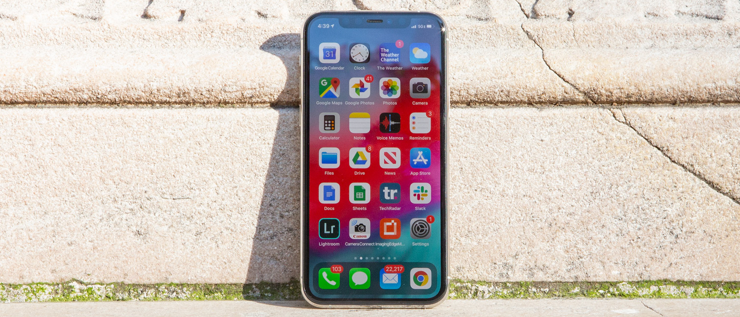 Iphone 11 Pro Review Techradar