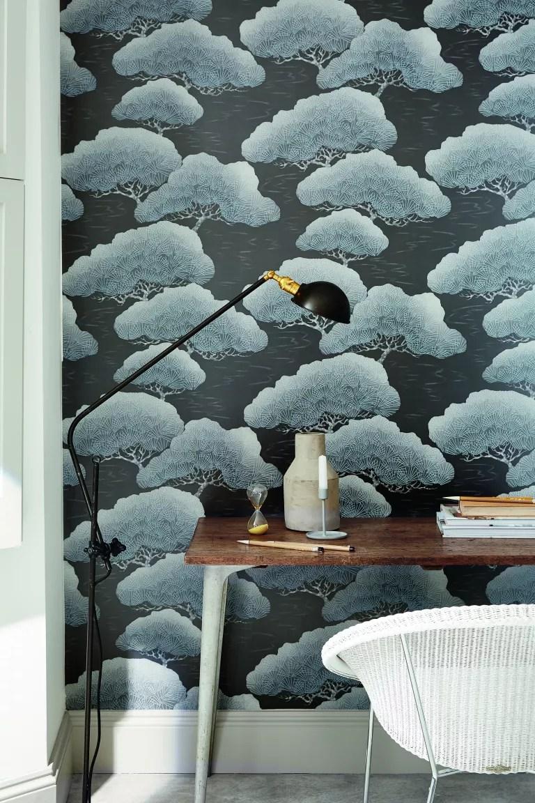Wallpaper - Japandi