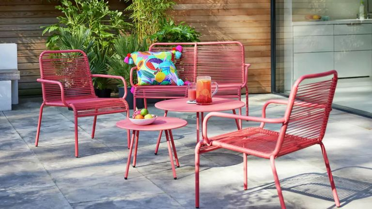 Colourful Garden Furniture Ideas To Brighten Up Your Outside Space Gardeningetc
