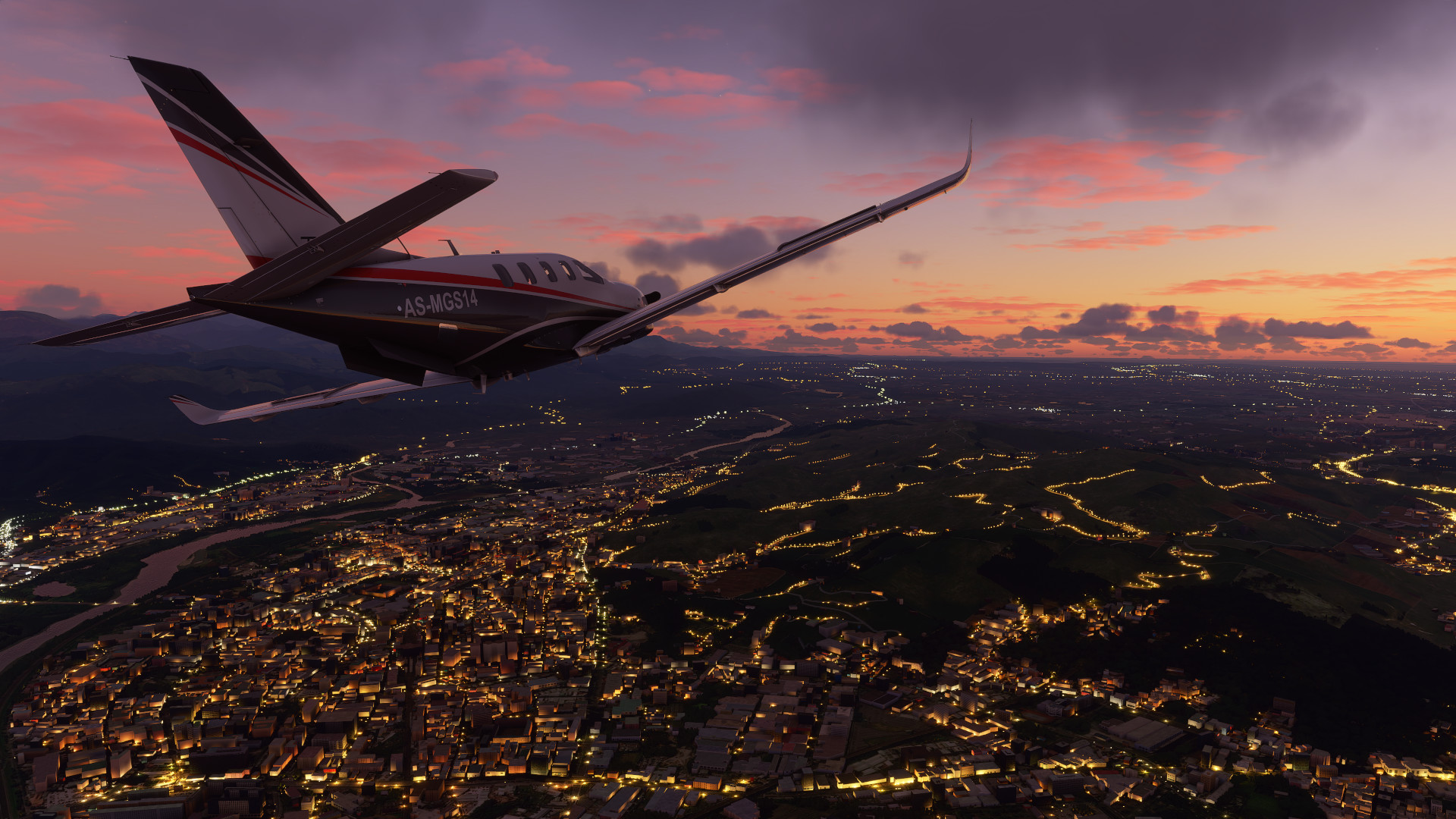 Feel what it's like flying an aircraft with Microsoft Flight Simulator