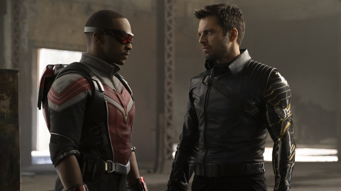 The Falcon and The Winter Soldier photos