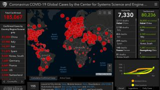Coronavirus maps: Track COVID-19 cases with these interactive ...