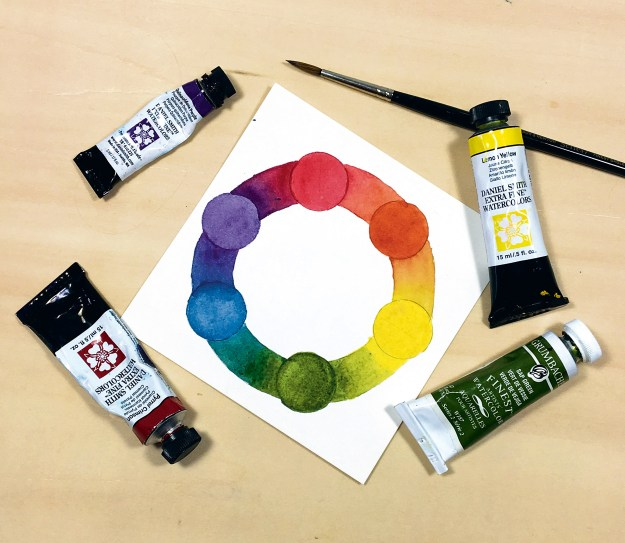 uKgzKMtqqqZYi2zE9fibXB A beginner's guide to working with colour in watercolour Random