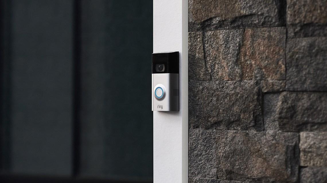 Ring Video Doorbell 2. Image Credit: Ring