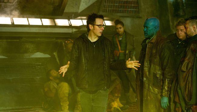James Gunn akan kembali menyutradarai Guardians of the Galaxy Vol. 2