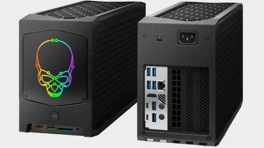 Intel launches 'Beast Canyon' modular mini gaming PC kits starting at $1,150 2