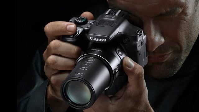 Canon SX60 HS
