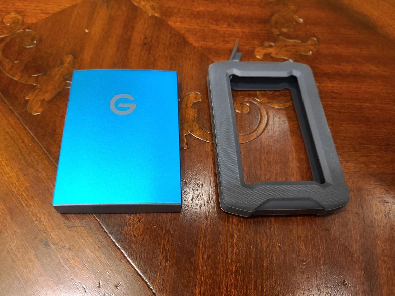 Best external hard drives: G-Technology ArmorATD (2TB and 4TB)