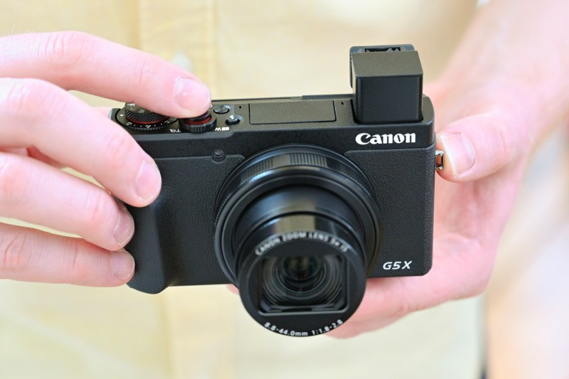 Canon G5X Mark II