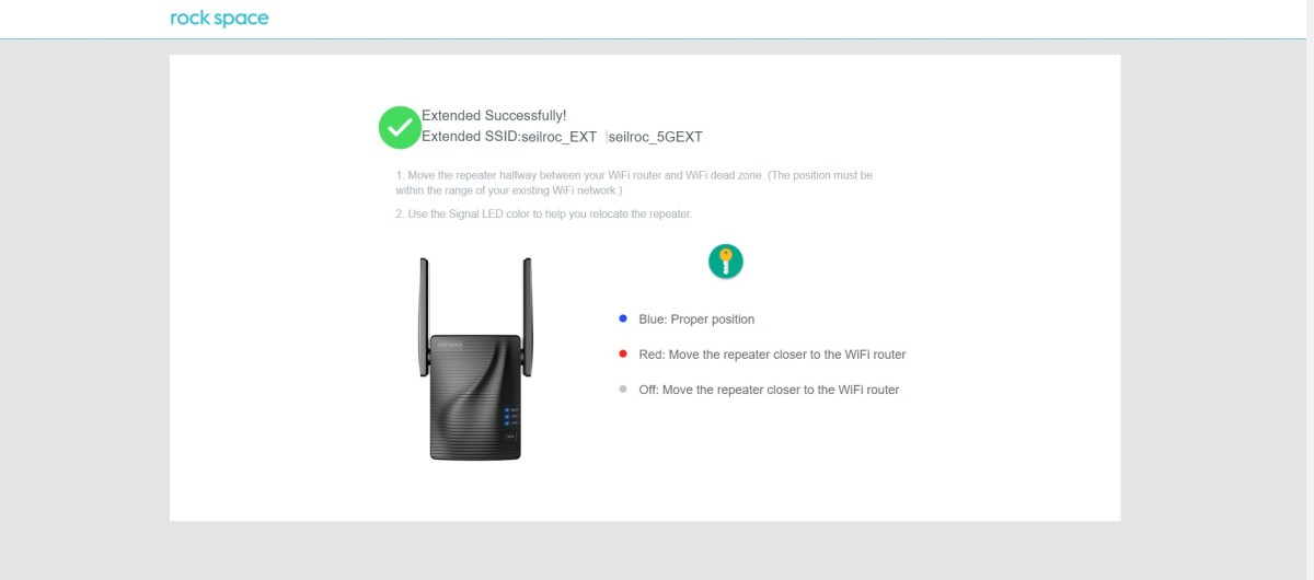 Rock Space AC1200 WiFi Extender review