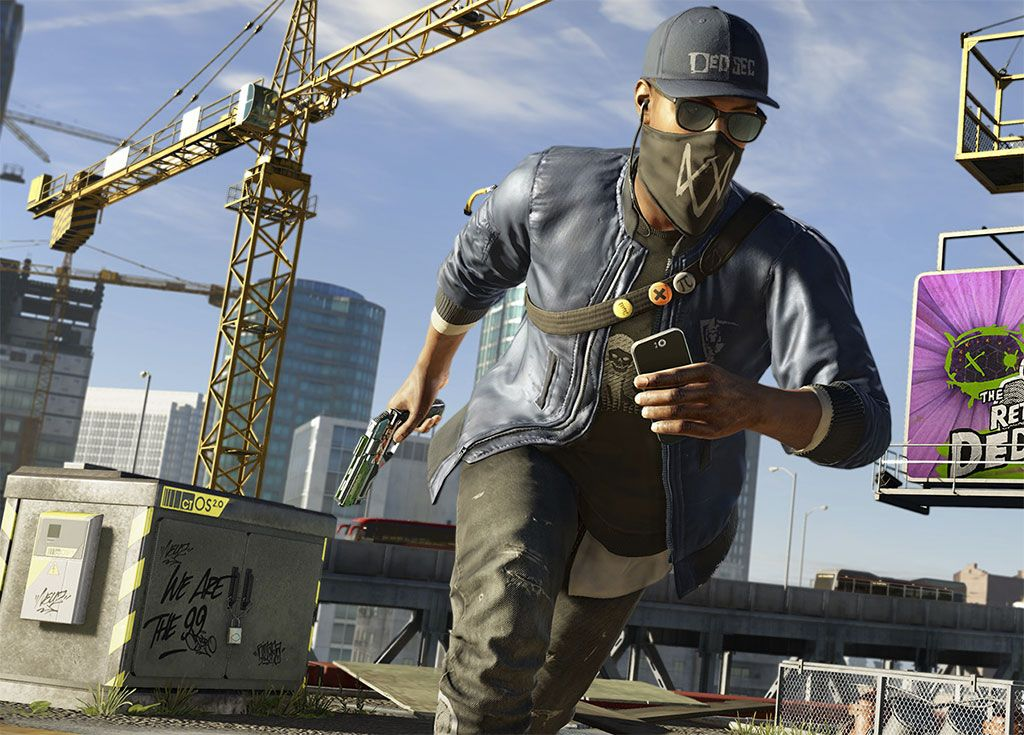 Pubg Weapon Wallpaper Amd And Nvidia Release Graphics Drivers For Watch Dogs 2