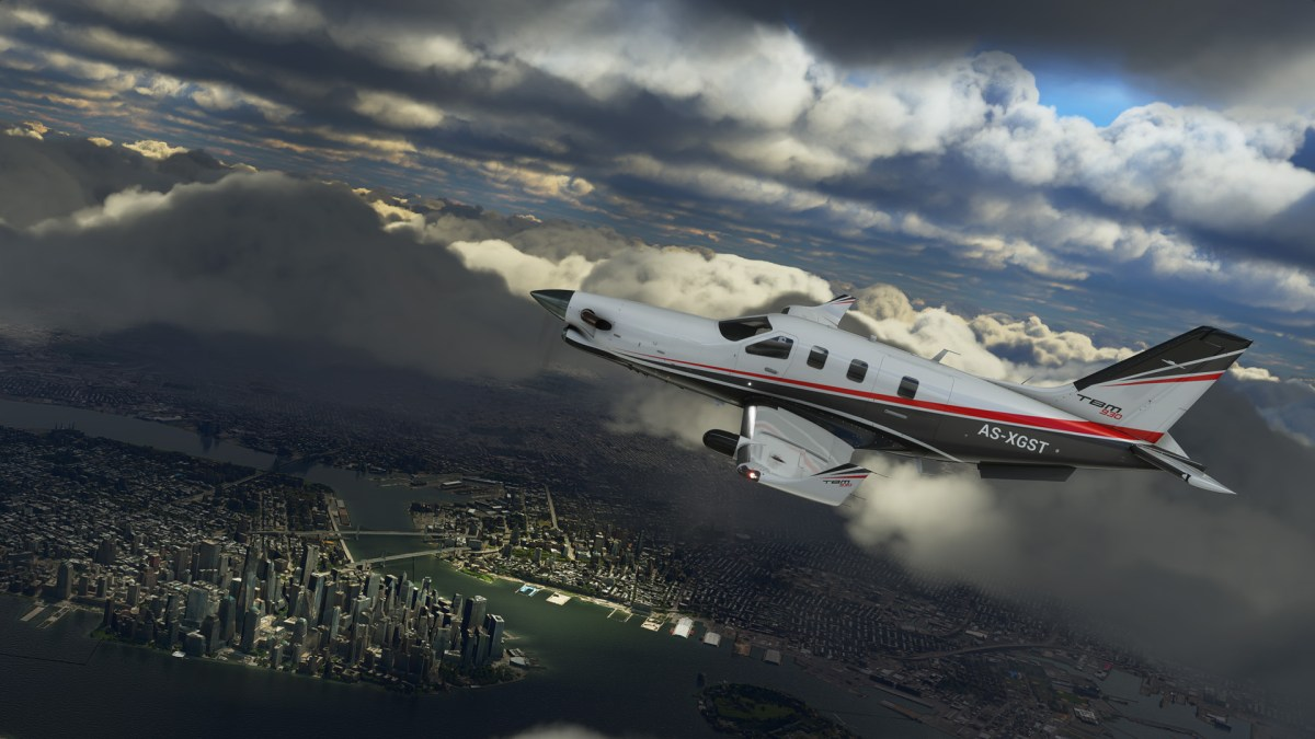 Microsoft Flight Simulator-The game teaches you how to be a pilot in a truthful way