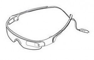 Samsung Patents Wearable Display to Rival Google Glass