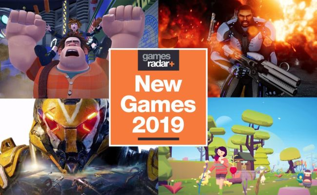 New Games Of 2019 Page 3 Gamesradar