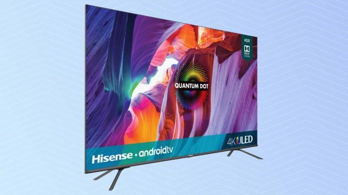 Hisense 50H8G Quantum Series