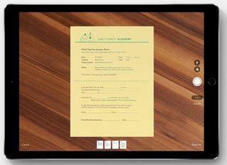 Numériser et signer des document s sans avoir besoin d'une imprimante multifonction