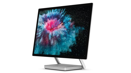 best computer for video editing: Microsoft Surface Studio 2 [Image: Microsoft]