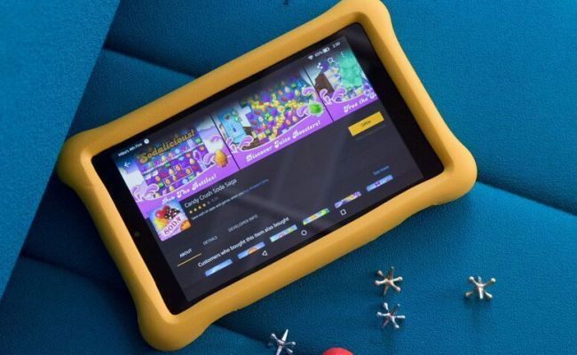 Amazon Prime Day Deal Kids Edition Fire Tablets Up To 60