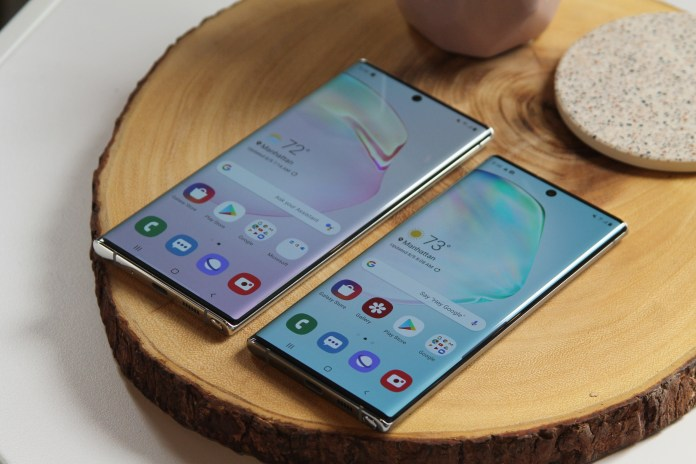 Samsung Galaxy Note 10 vs. Note 10 Plus: Which One Should You Buy ...