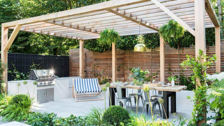 pergola ideas 16 garden structures to