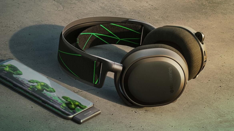 Best Gaming Headsets: SteelSeries Arctis 7P/7X