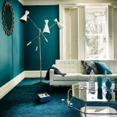 Royal Blue Velvet Sofa Uk Black And Grey Decorating Ideas New Colours This Season | Real Homes