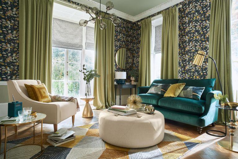 25 living room curtain ideas for an